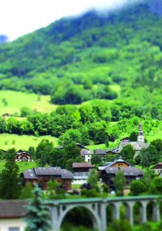 Mieussy Village
