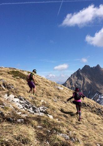 Trail et rando à Praz de Lys Sommand