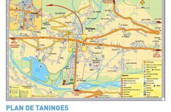 Plan de Taninges